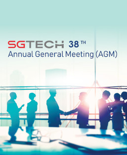[Members Only] SGTech 38th Annual General Meeting