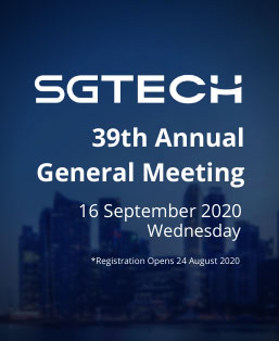 [Members Only] SGTech 39th Annual General Meeting