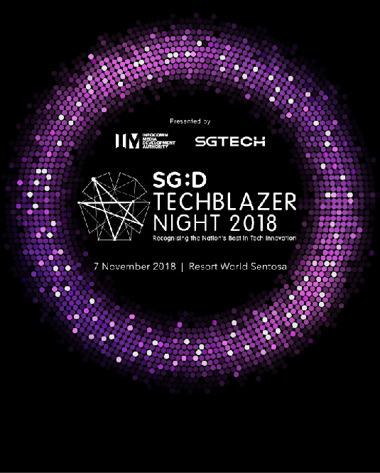 Tech Industry Gala Dinner - SG:D Techblazer Night
